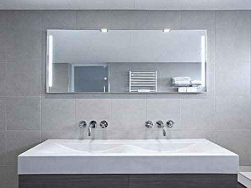 卫浴镜片玻璃
